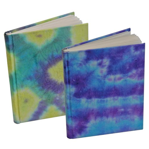 Tie-Dye Bound Book - Project #102