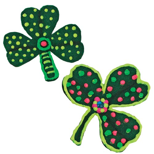 Lucky Shamrock Pin - Project #108