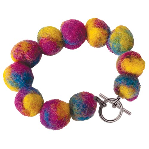 Felted Beads - Project #152