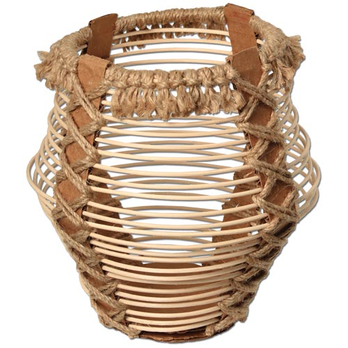Corrugated Board & Reed Baskets - Project #153
