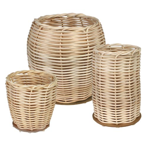 Reed Basket Weaving - Project #234