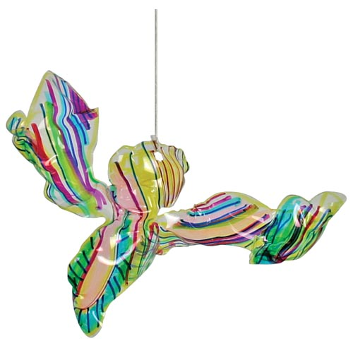 Chihuly-Inspired Transparent Sculpture - Project #53