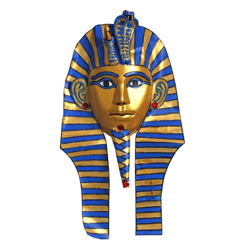 King Tut Egyptian Mask - Project #98